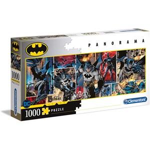 """Clementoni (39574) - """"Batman"""" - 1000 pièces"""
