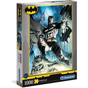 """Clementoni (39576) - """"Batman"""" - 1000 pièces"""