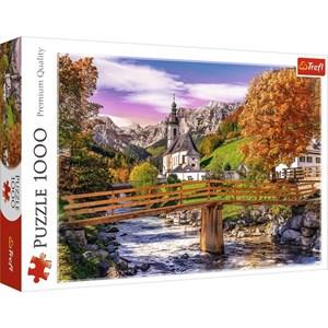 "Trefl (10623) - ""Bayern, Fall"" - 1000 pièces"