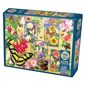 "Cobble Hill (85062) - Rosiland Solomon: ""Butterfly Magic"" - 500 pièces"
