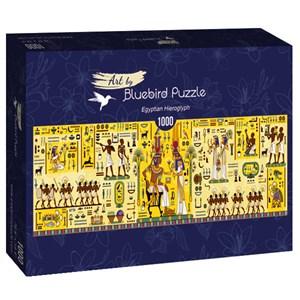"Bluebird Puzzle (60099) - ""Egyptian Hieroglyph"" - 1000 pièces"