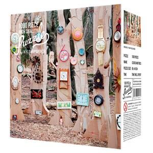 "Kylskåpspoesi (00471) - ""Clocks and Trees"" - 1000 pièces"