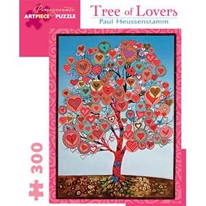 "Pomegranate (JK043) - Paul Heussenstamm: ""Tree Of Lovers"" - 300 pièces"