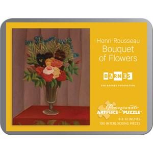 """Pomegranate (AA812) - Henri Rousseau: """"Bouquet of Flowers"""" - 100 pièces"""