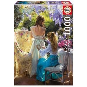 """Educa (17101) - Vincente Romero: """"Spring"""" - 1000 pièces"""