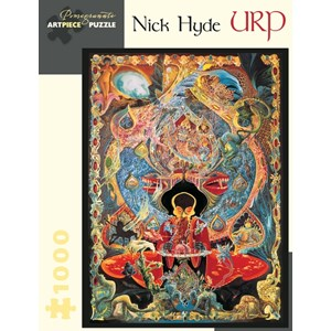 """Pomegranate (AA885) - Nick Hyde: """"Urp"""" - 1000 pièces"""