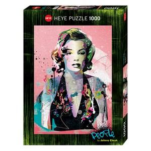 "Heye (29710) - Johnny Cheuk: ""Marilyn Monroe"" - 1000 pièces"