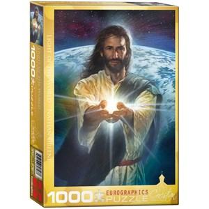 "Eurographics (6000-0357) - Nathan Greene: ""Light of the World"" - 1000 pièces"
