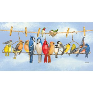"""SunsOut (43182) - Wendy Russell: """"Hangin' Out"""" - 300 pièces"""