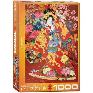 "Eurographics (6000-0564) - Haruyo Morita: ""Agemaki"" - 1000 pièces"