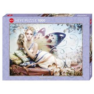 "Heye (29724) - Melanie Delon: ""Behind The Mask"" - 1000 pièces"