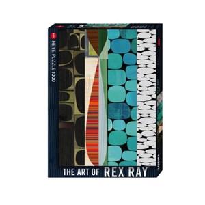 "Heye (29477) - Rex Ray: ""Affeto"" - 1000 pièces"