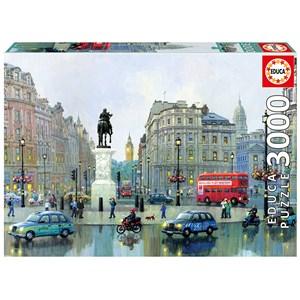 "Educa (16779) - Alexander Chen: ""London Charing Cross"" - 3000 pièces"