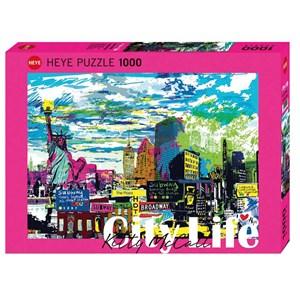 "Heye (29681) - Kitty McCall: ""I Love New York!"" - 1000 pièces"