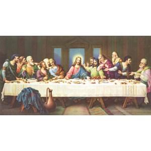 """SunsOut (46204) - Balliol Salmon: """"The Last Supper"""" - 500 pièces"""
