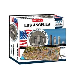 """4D Cityscape (40082) - """"Los Angeles"""" - 1400 pièces"""