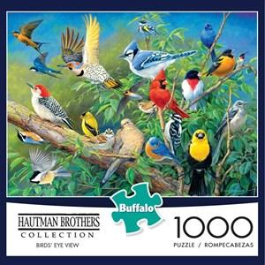 """Buffalo Games (11169) - James Hautman: """"Bird's Eye View"""" - 1000 pièces"""