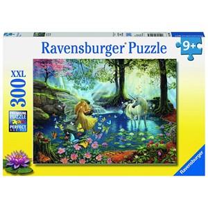 """Ravensburger (13206) - Ruth Sanderson: """"Réunion mystique"""" - 300 pièces"""