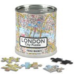 "Geo Toys (GEO 231) - ""City Magnetic Puzzle London"" - 100 pièces"