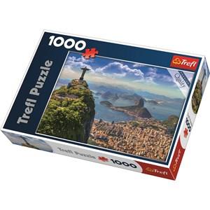 """Trefl (10405) - """"Rio de Janeiro"""" - 1000 pièces"""