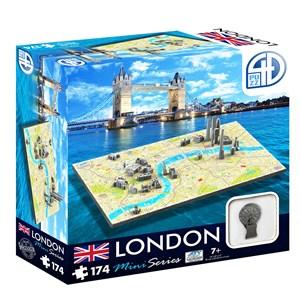 """4D Cityscape (70002) - """"4D Mini London"""" - 174 pièces"""