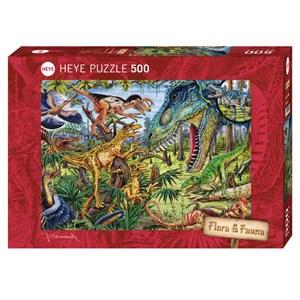 "Heye (29660) - M. Wieczorek: ""Carnivores"" - 500 pièces"