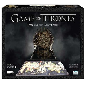 """4D Cityscape (51000) - """"Game of Thrones: Westeros"""" - 1500 pièces"""