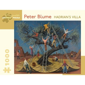 "Pomegranate (AA865) - Peter Blume: ""Hadrian's Villa"" - 1000 pièces"