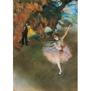 "Clementoni (39379) - Edgar Degas: ""Ballerine"" - 1000 pièces"