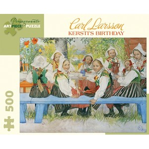 "Pomegranate (AA850) - Carl Larsson: ""Kersti's Birthday"" - 500 pièces"