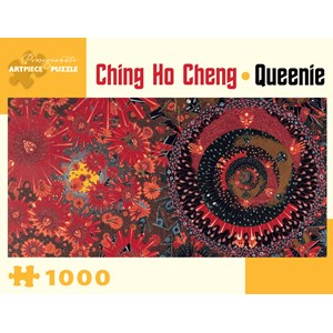 """Pomegranate (AA903) - Ching Ho Cheng: """"Queenie"""" - 1000 pièces"""