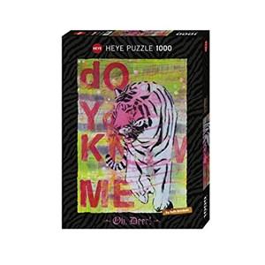 "Heye (29598) - Ruth Grunbein: ""Deer Hunter"" - 1000 pièces"