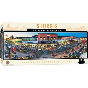 "MasterPieces (71726) - James Blakeway: ""Sturgis, South Dakota"" - 1000 pièces"