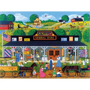 "SunsOut (61321) - Sheila Lee: ""McKenna's General Store"" - 1000 pièces"