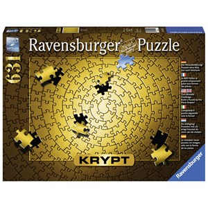 "Ravensburger (15152) - ""Krypt, Gold"" - 600 pièces"