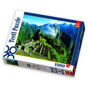 """Trefl (10209) - """"Machu Picchu, Peru"""" - 1000 pièces"""