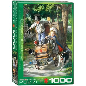 """Eurographics (6000-0439) - Bob Byerley: """"Help on the Way"""" - 1000 pièces"""