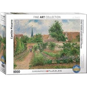 "Eurographics (6000-0825) - Pissaro Camille: ""Camille Pissarro"" - 1000 pièces"
