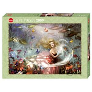 "Heye (29782) - Melanie Delon: ""Make a Wish!"" - 2000 pièces"