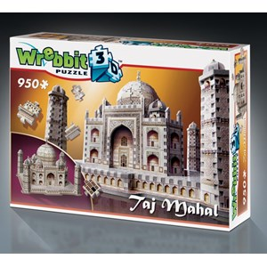"Wrebbit (W3D-2001) - ""Taj Mahal"" - 950 pièces"