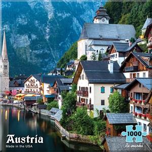 """Re-marks (72000) - """"Austria"""" - 1000 pièces"""