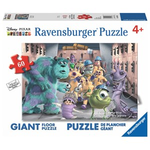 "Ravensburger (05433) - ""The Whole Gang"" - 60 pièces"
