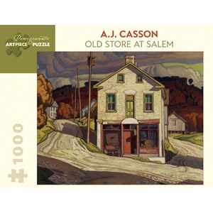"""Pomegranate (AA848) - A.J. Casson: """"Old Store At Salem"""" - 1000 pièces"""