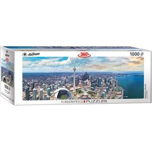 """Eurographics (6010-5303) - """"Toronto, Canada"""" - 1000 pièces"""
