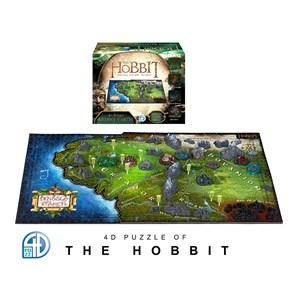 """4D Cityscape (51100) - """"4D Hobbit Middle Earth"""" - 1390 pièces"""