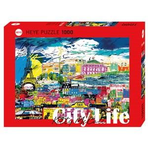 "Heye (29741) - Kitty McCall: ""I love Paris!"" - 1000 pièces"