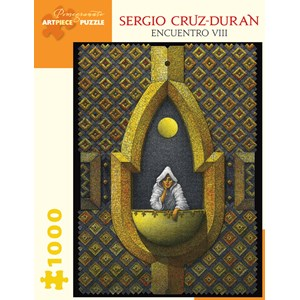 "Pomegranate (AA898) - Sergio Cruz-Duran: ""Encuentro VIII"" - 1000 pièces"
