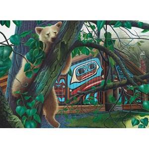 "Cobble Hill (51015) - Darlene Gait: ""The Watcher"" - 1000 pièces"