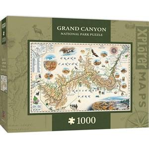 "MasterPieces (71702) - ""Grand Canyon National Park"" - 1000 pièces"