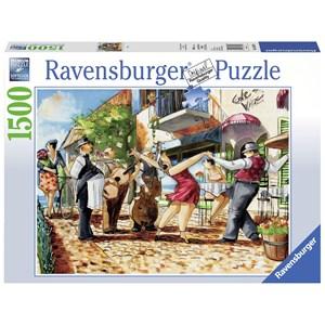 "Ravensburger (16348) - Ronald West: ""Tango"" - 1500 pièces"